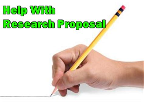 Example Research Proposal: Project Management Study